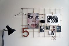 life as a moodboard: Mood On The Wall   Wire Frameworks