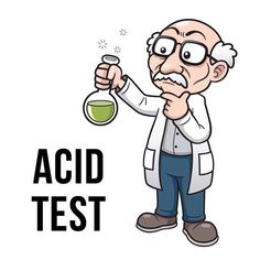 """Hello everybody! 😊 Our idiom of the day is """"Acid test"""", which means """"something that shows the true worth or value of something or someone"""". Origin: from the testing of gold with nitric acid. First recorded in Try our free app for learning. English Idioms, English Lessons, Learn English, Idiomatic Expressions, Idioms And Phrases, Old Quotes, Icon Design, Learning, Fictional Characters"""