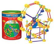 Image result for plastic tinker toy ferris wheel