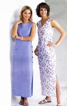 Butterick Sewing Pattern B4162 Misses Petite Dress Size B Used