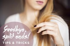 Oh, split ends. We're all familiar with them. What causes them? How do we get rid of them? How do we prevent them? Learn how to keep your hair healthy and split ends-free. :)