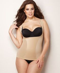 16cacde45c5bc Maidenform Dream Shapewear WYOB Plus Size Torsette  11866 Ashley Graham