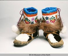 Boots :: University of Alaska Museum of the North