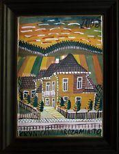 Nikifor Kielecki - Polish  primitive  artist ....