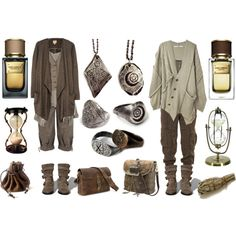 Wandering Sons by maggiehemlock on Polyvore featuring AllSaints, Line Of Oslo, Limi Feu, Daytrip, Just Cavalli, Abercrombie & Fitch, Dolce&Gabbana and Juicy Couture