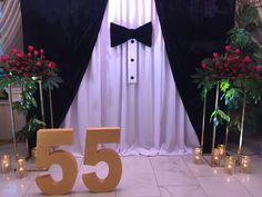 Ideas Birthday Decorations For Men Party Decor Elegant Birthday Party, 50th Birthday Party, Man Birthday, Birthday Celebration, Birthday Ideas, Party Kulissen, Man Party, Birthday Decorations For Men, Wedding Decorations