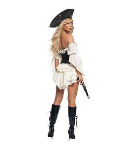 Pirate Beauty Adult Womens Costume