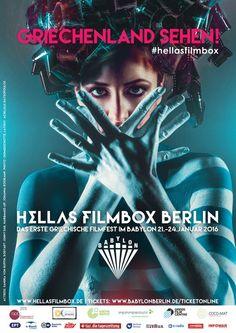 Johny Dar's creative direction and body art for Hellas Filmbox Berlin-  with Sandra von Ruffin #johnydar #hellasfilmbox #bodypainting