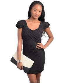 New With Tags ICU Collection Black Cotton Dress Small Listing in the Dresses,Womens Clothing,Clothes, Shoes, Accessories Category on eBid United States