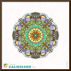 #painteditmyself #coloringbook #Calmeleon #ColouringForMindfulness