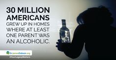 "2/10/2016: ""Adult Children of Alcoholics - Day THREE""  Roughly 30 million Americans grew up in homes where at least one parent was an alcoholic.  Hear how God healed painful pasts and brought peace and joy into lives.  http://drjamesdobson.org/Broadcasts/Broadcast?i=462502d7-5cf0-4dbb-971f-daa0ccac1487&sc=FPN"