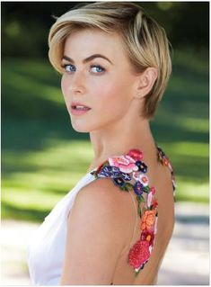 image of COVER PIXIE: Riawna Capri Styles Julianne Hough Using UNITE