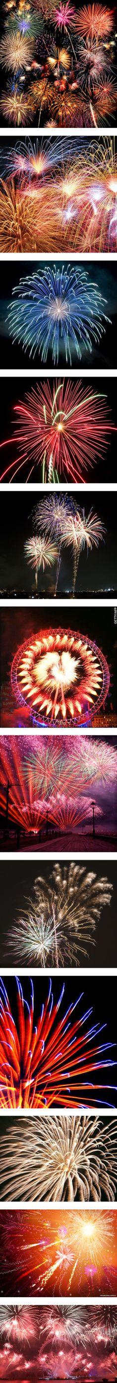 4th july fireworks uk