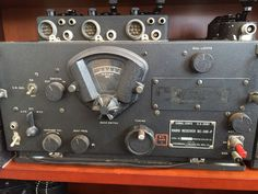 Radio Receiver BC-348-P Signal Corps US Army