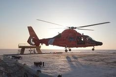 Coast Guard Helicopter Rescues Diver in Distress  !