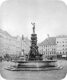 New Fischbrunnen, 1866