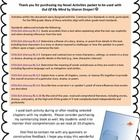 Out of My Mind Novel Activities- Common Core Aligned!