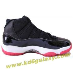 competitive price a321a d5bf9 Air Jordan 11 Original Black True Red White