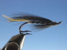 Stoat/'s Tail #4  hairwing salmon