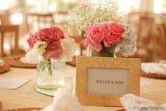 Faça você mesmo | Combo arranjos para decoração do seu casamento