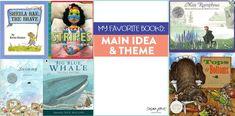 Books to Teach Main Idea and Theme - Susan Jones