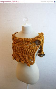 Knitting Pattern / Shrug Wrap Chunky Oversized von phydeauxdesigns, $4.80