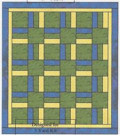 Wood Valley Designs 3 Yard Patterns  -- also 5, 10, & 15 yard patterns -- free