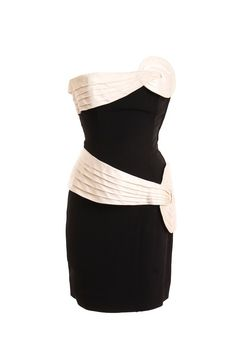 Victor Costa Vintage Cocktail Dress Size 2 – London Couture