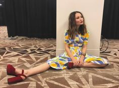 mollygreenwald: An actual doll. 👠 relaxing in between press at Hair by birthday girl 😘 Emily Browning, Michelle Dockery, American Gods, Black Prom Dresses, Female Bodies, Tartan, Beautiful People, Celebrity Style, Cover Up