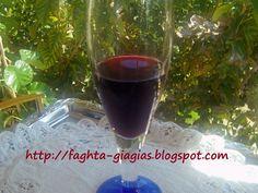Τα φαγητά της γιαγιάς - Λικέρ βατόμουρο (blackberry)
