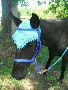 Cute horse hat.