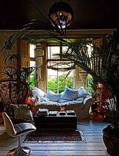 interior by Sera Hersham Loftus- Sera of London