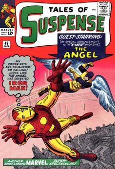 Tales of Suspense 49 - Jack Kirby