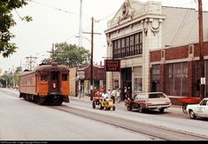RailPictures.Net Photo: CSS 102 Chicago South Shore and South Bend Electric MU at Michigan City, Indiana by Robert Jordan