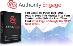 DRAG N' DROP Turn Any Website into An Authority Site That Snatches #1 Google Rankings Automatically in ONE Click – It's That Simple! Traffic Generation Is Now Drag n' Drop Easy, We're Talking Automation here baby…