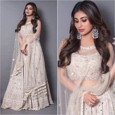 Bollywood fashion 694680311258562777 - Bollywood Actresses in Lehenga Choli with Killing Look – Fashion Source by Indian Gowns Dresses, Indian Fashion Dresses, Dress Indian Style, Indian Designer Outfits, Indian Wear, Wedding Lehenga Designs, Designer Bridal Lehenga, Lehenga Choli Designs, Lehenga Choli Wedding