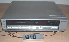 Toshiba Beta VCR Model V-M41