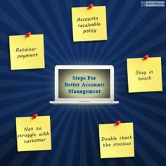 Steps for better management