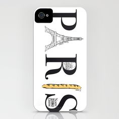 PARIS iPhone Case!!!!!