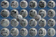 """Conoce la colección completa de monedas """"Riqueza y Orgullo del Perú"""""""