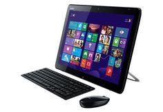 VAIO Tap 20 All-in-One Touchscreen Desktop Computer   Portable Desktop PC   Sony Store USA