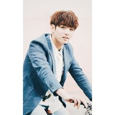 Jungkook Wallpaper/Lock Screen | ©BTSFBALBUM ... ❤ liked on Polyvore featuring home, home decor and wallpaper