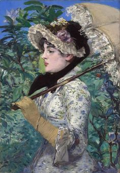 Un record de vente pour « Le Printemps » de Manet