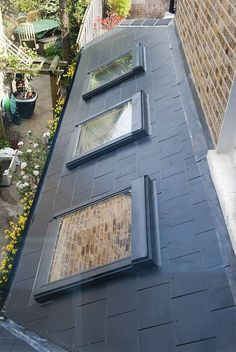 Islington, Side Extension, Kitchen Extension, Victorian Terraced House, Bi-Fold … - All About Balcony Glass Roof Extension, House Extension Plans, Side Extension, House Extension Design, Extension Ideas, Kitchen Extension Velux Windows, Bungalow Extensions, House Extensions, Kitchen Extensions