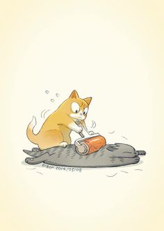 """My Cats' Daily"" by Bibo X* Blog/Website 