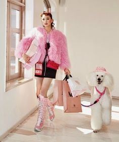 Vogue Girl Korea December 2014