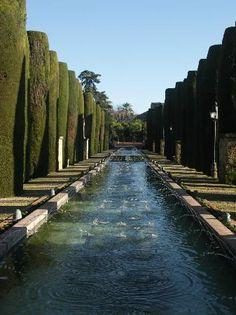Jardins de l'Alcazar de los reyes cristianos, Cordoba