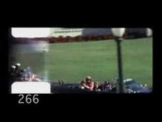 """""""The Zapruder Film"""" - (Warning: Graphic Content) - The Zapruder film is a silent, color motion picture sequence shot by private citizen Abraham Zapruder with a home-movie camera, which captures the assassination of  U.S. President John F. Kennedy on Friday, November 23, 1963, in Dealey Plaza, Dallas, Texas."""