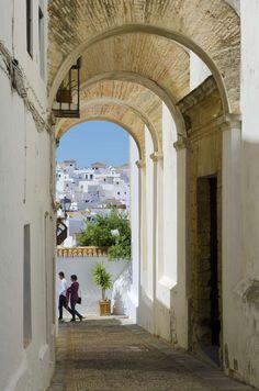Vejer en Cádiz #Andalucía