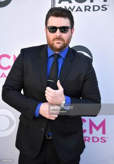 Recording artist Chris Young attends the 52nd Academy Of Country Music Awards at Toshiba Plaza on April 2, 2017 in Las Vegas, Nevada.